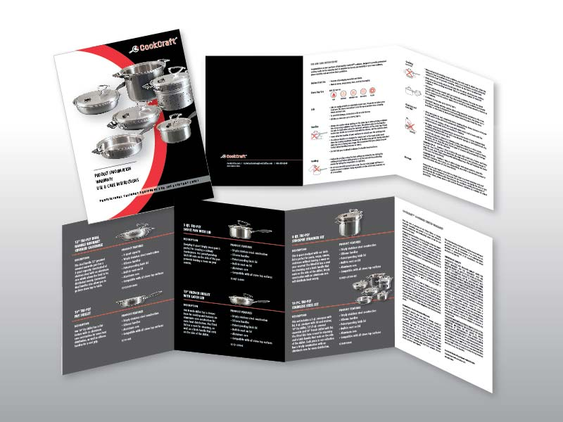 CookCraft package insert